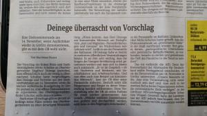 Sächsische Zeitung, Ausgabe Görlitz 17.10.2015